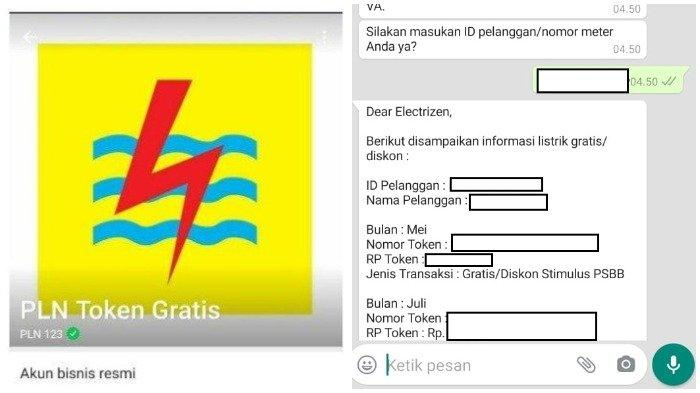2 Cara Klaim Token Listrik Gratis PLN Bulan Juli: Akses www.pln.co.id atau Chat WA 08122123123