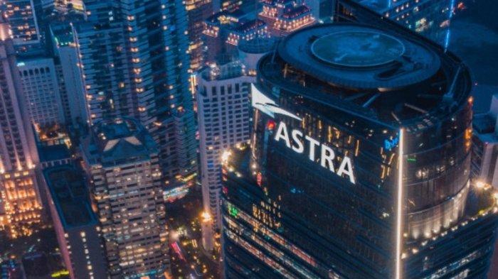 Astra International Bagikan Dividen Rp 4,6 Triliun