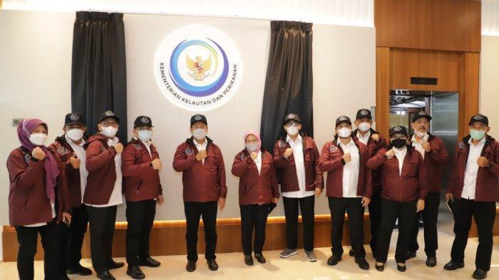 KKP Luncurkan Logo Baru, Menteri Trenggono Ungkap Filosofinya