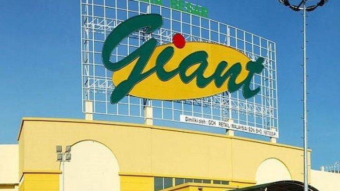 Setelah 19 Tahun Beroperasi, Mulai Hari Ini Seluruh Gerai Supermarket Giant Ditutup