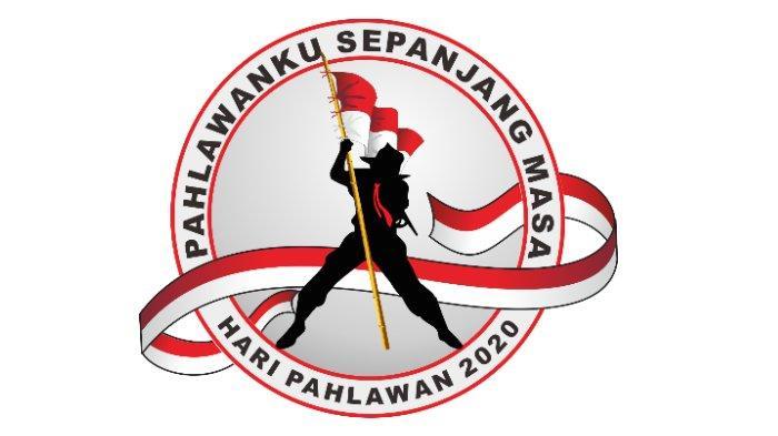 Logo Hari Pahlawan 2020.