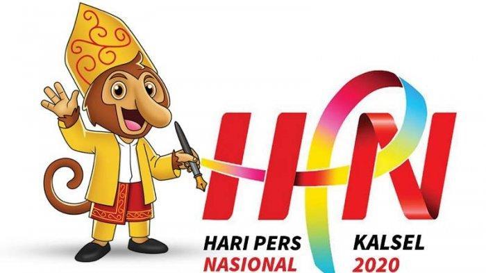 Logo Hari Pers Nasional 2020.