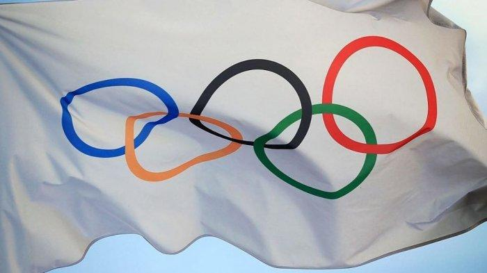 Logo Olimpiade Japan 2020
