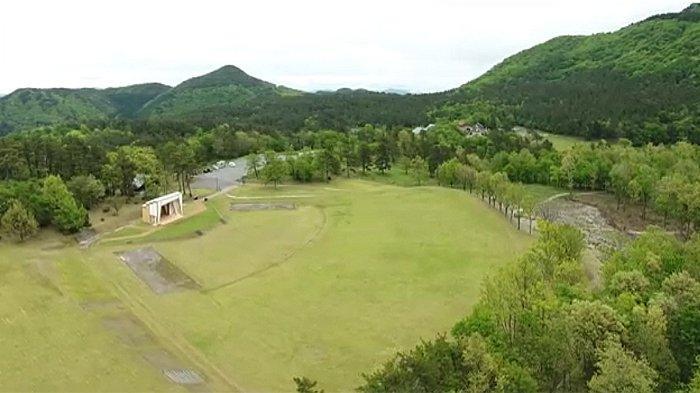 Kaisar Jepang Naruhito Melakukan Penanaman Pohon di Shimane Secara Online