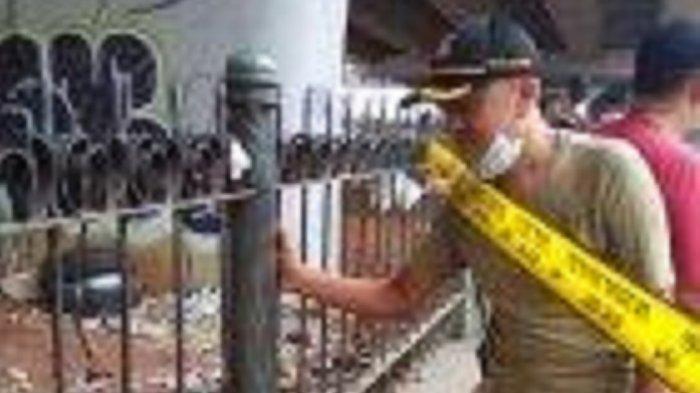 Jasad Bayi Terbungkus Kresek Ditemukan di Tumpukan Sampah Kolong Fly Over Ciputat