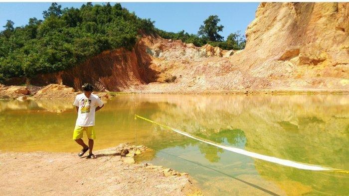 2 Siswi MTsN Mempawah Tewas Tenggelam di Kolam Bekas Galian Tambang, Guru Olahraga Jadi Tersangka