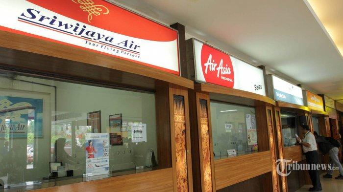 Tag Loket Penjualan Tiket Pesawat Besok Loket Tiket Pesawat Di Bandara Dihapus Tribunnews Com Mobile