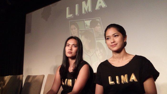 Prisia Nasution Mengaku Bingung 'Digarap' Lima Sutradara