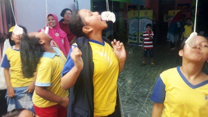 Wow, Sekolah Gratis bagi Anak Tunarungu di Semarang Ini Ajarkan Menari dan Main Angklung