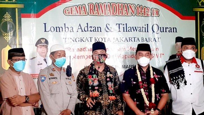 Lomba Adzan dan Tilawatil Qur'an Ditutup Secara Resmi Oleh Walikota Jakarta Barat