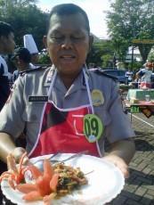 60 Perwira Ikuti Lomba Masak Polres Malang Kabupaten