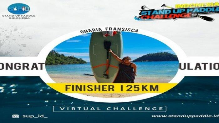 Lomba Stand Up Paddle Board