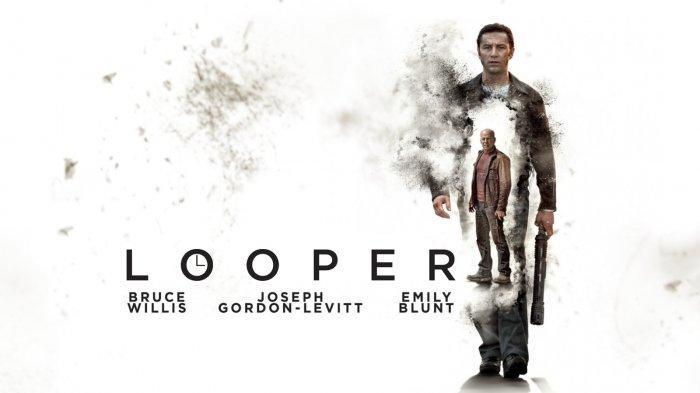Sinopsis Film Looper: Perjalanan Pembunuh Bayaran Melintasi Waktu, Tayang Malam