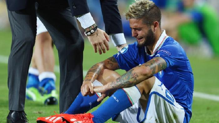 Ketimbang Hujat Ventura, Lorenzo Insigne Minta Maaf Italia Tak Lolos