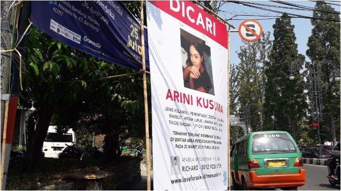 Cara Unik Promosi Film, Bukan Poster Tapi Baliho Pencarian Orang Hilang Dipasang di Bandung