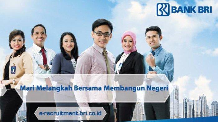 Lowongan Kerja BUMN Bank BRI Minimal Pendidikan S1, Pendaftaran Online hingga 11 Maret 2020