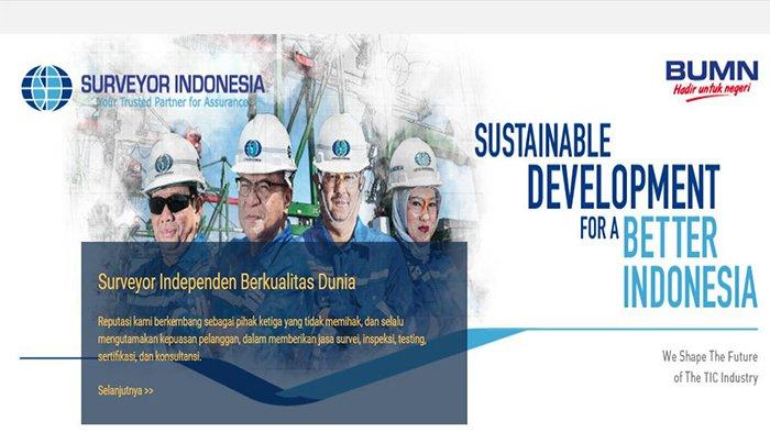 Lowongan Kerja BUMN PT Surveyor Indonesia Bagi Lulusan D3, Berikut Link Pendaftarannya