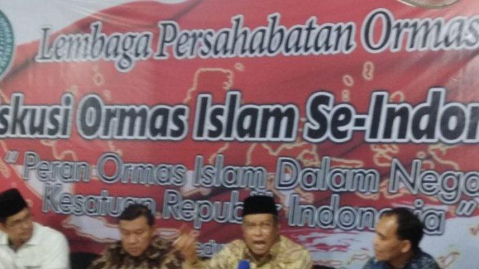 Said Aqil Singgung Maraknya Bendera 'Ganti Presiden'