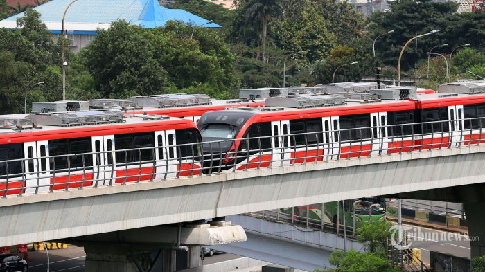 Kemenkeu: Pembangunan LRT Jabodebek Sudah 73 Persen, Beroperasi Juni 2022