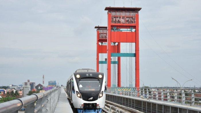 Menhub Bantah Mundurnya Pengoperasian LRT Jakarta Karena Kejadian LRT Palembang Mogok