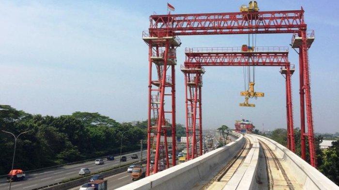 Skema Pembiayaan Diubah, Investasi LRT Jabodetabek Lebih Hemat Rp 10 Triliun