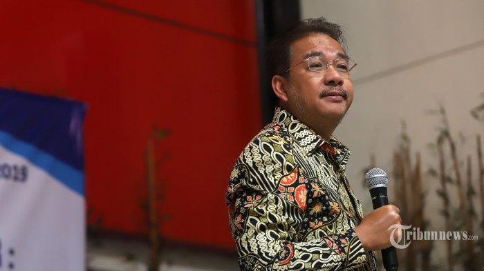 Karya Seni NFT Pertama Indonesia Milik Denny JA Laku Rp 1 Miliar