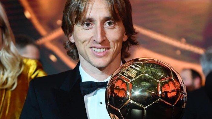 Pelatih Timnas Kroasia Nilai Penampilan Luka Modric Tak Dipengaruhi Usia