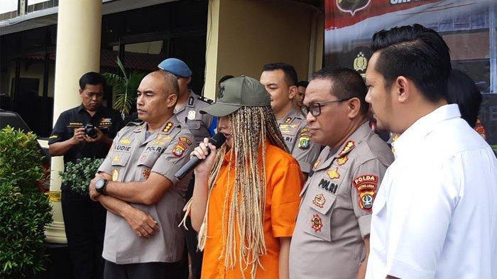BREAKING NEWS. Polisi Umumkan Status Gender Lucinta Luna, Negara Mengakuinya Sebagai Perempuan
