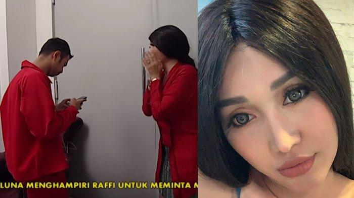 Lucinta Luna Sebut Raffi Ahmad Sombong Pasca Diusir dari Pesbukers, Endingnya Menyesal, 'Aku Khilaf'