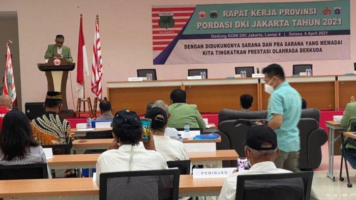 Pordasi DKI Jakarta Bakal Gelar Musprovlub 6 Juli 2021