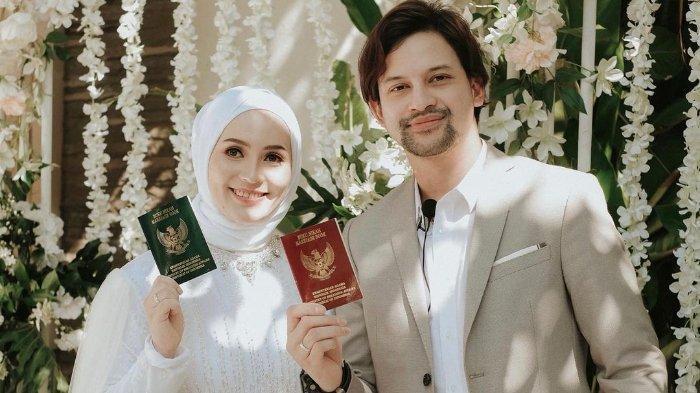 Buktikan Pernikahannya dengan Lidi Brugman Sah, Lucky Perdana Tunjukkan Buku Nikah