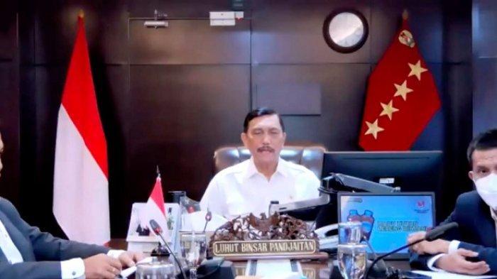 Luhut Peringatkan Kepala Daerah soal PPKM Darurat: Kalau Tidak Melaksanakan, Saya akan Eksekusi