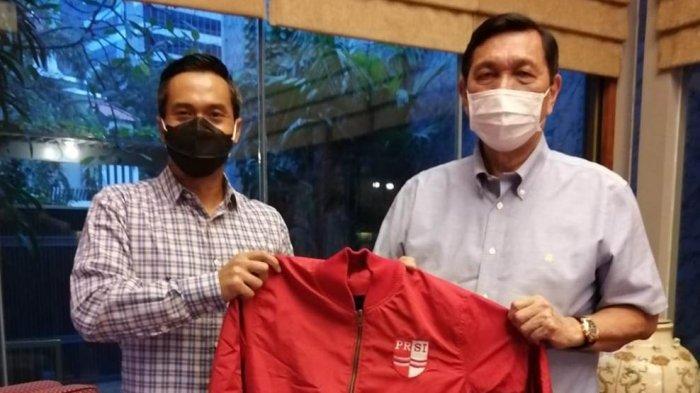 Luhut Binsar Panjaitan dan Airlangga Hartarto Beri Dukungan Agar Anindya Bakrie Pimpin PB PRSI lagi