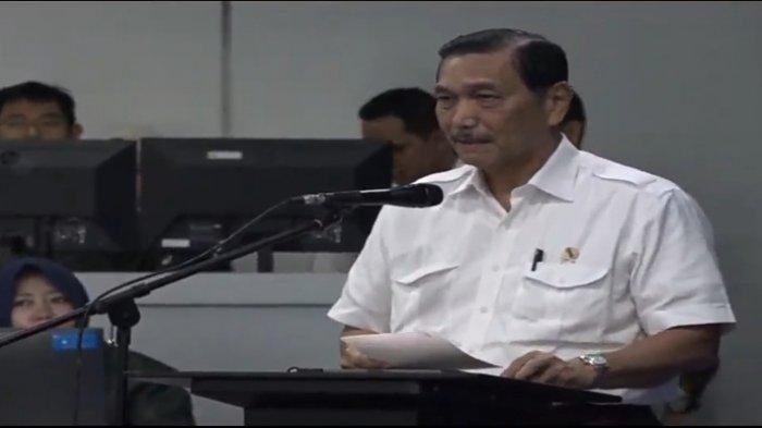 Luhut: Tidak Punya Senjata Nuklir, Indonesia Tidak Dianggap