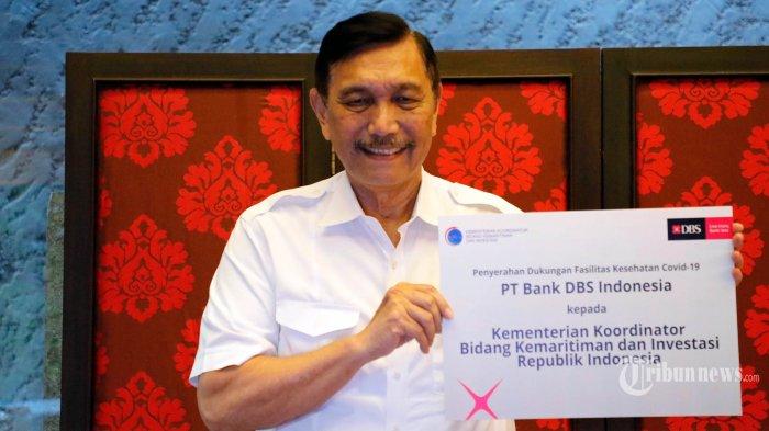 Luhut di Depan Pengusaha Jepang: Perekonomian Indonesia Masih Lebih Baik dari Negara Lain