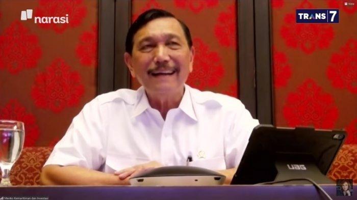 Posisi Menteri KKP Kosong Setelah Edhy Prabowo Ditangkap KPK, Jokowi Tunjuk Luhut Sebagai Pengganti