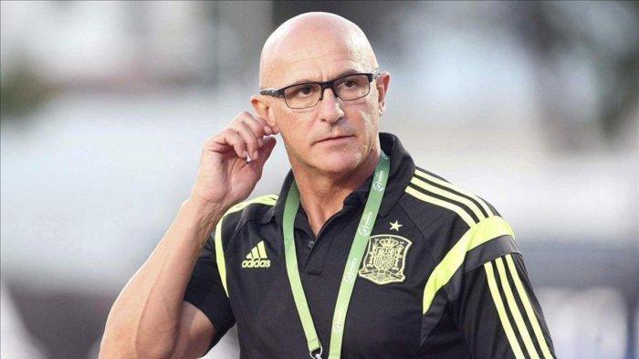 Luis De La Fuente, Pelatih Spanyol di Olimpiade Tokyo 2021, Percayai Dani Olmo hingga Ceballos