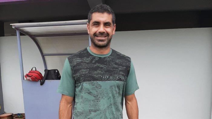 Luis Edmundo, Pelatih Persita Tangerang U-20 Bangga Empat Pemain Binaannya Masuk Skuat Senior