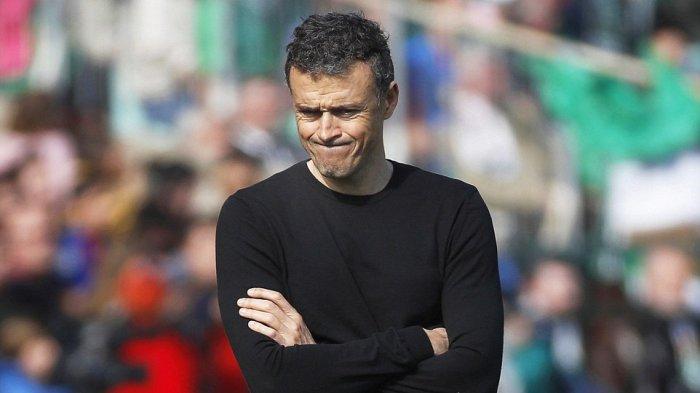 Luis Enrique Ogah Kasih Keterangan Pers Usai Barcelona Kalah dari PSG