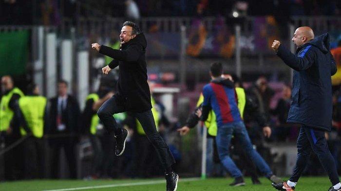 Pernah Bawa Barcelona Treble, Luis Enrique Masih Buka Hatinya untuk Blaugrana di Masa Depan