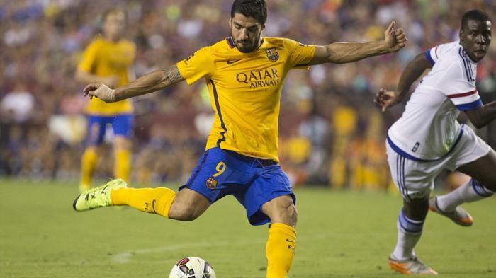 Luis Suarez Sandang Ban Kapten Timnas Uruguay
