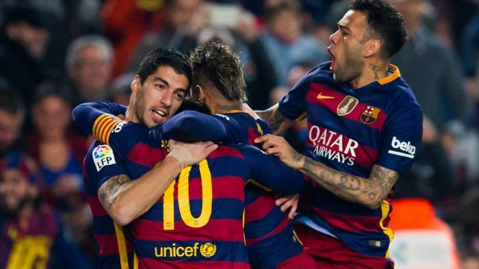 Messi dan Suarez Kian Tak Terbendung, Barca Menang 3-1 Atas Gijon