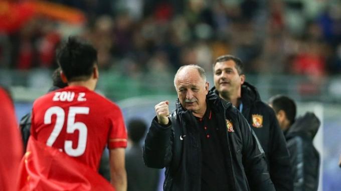 Guangzhou Evergrande Bisa Kalahkan Barcelona kata Luiz Felipe Scolari