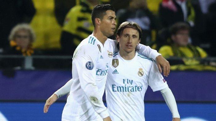 Liga Italia Bakal Jadi Pelabuhan Luka Modric
