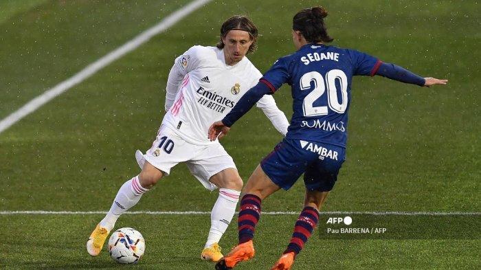 Setelah Toni Kroos dan Ferland Mendy Pulih, Real Madrid Juga Sambut Luka Modric
