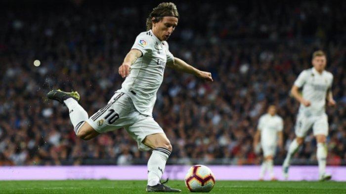 Luka Modric Buka Suara Soal Keterpurukan Bersama Real Madric
