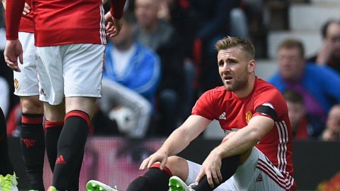 Bek Manchester United Luke Shaw