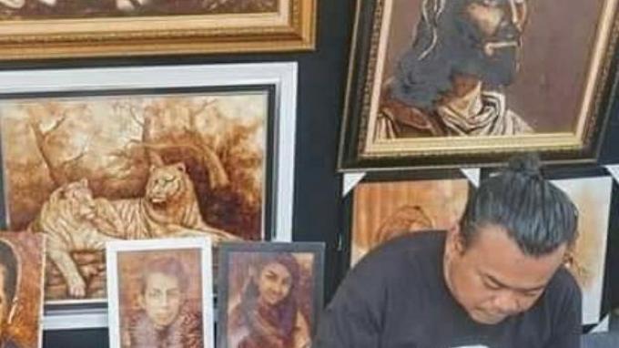 Semakin Dinikmati, Kopi Indonesia Juga Bisa Menjadi Karya Seni