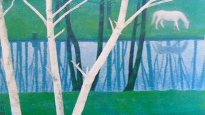 Palsukan 120 Lukisan Karya Pelukis Terkenal Jepang, 2 Tersangka Ditangkap Polisi