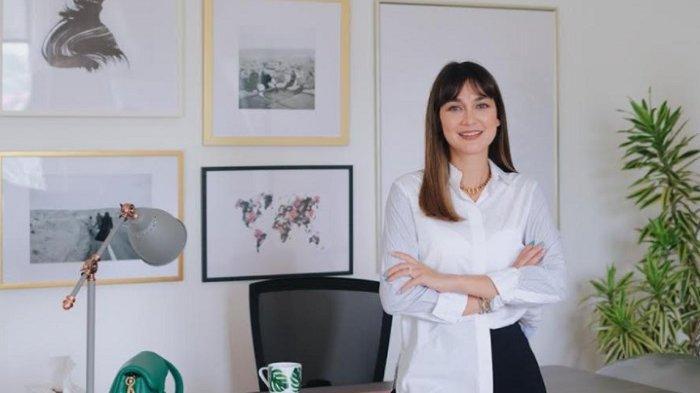 Kerjasama dengan Perusahaan Jepang, Luna Maya Rilis NFT, Jumlahnya Terbatas
